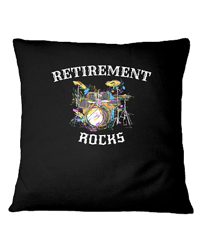 DRUMS   Retirement Rocks