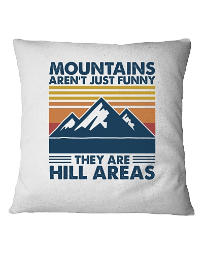 HIKING   Mountains Aren't Just