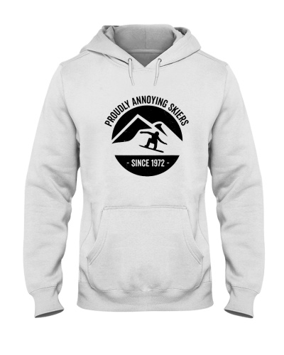 SNOWBOARDING    Proudly Annoying Skiers