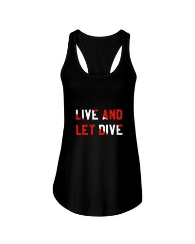 SCUBA DIVING   Live And Let Dive