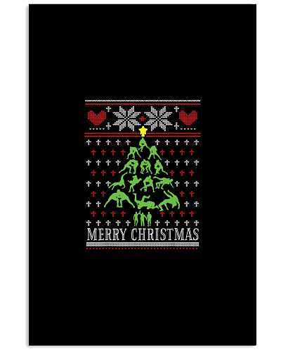WRESTLING    Wrestling Sport Christmas Tree