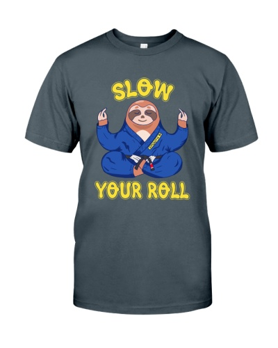 JIU JITSU Smooth Your Roll - Sloth