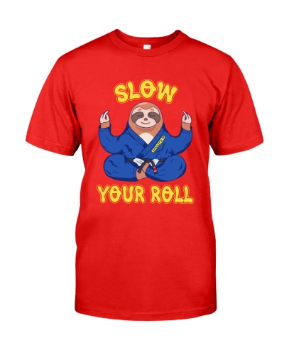 JIU JITSU Smooth Your Roll - Sloth