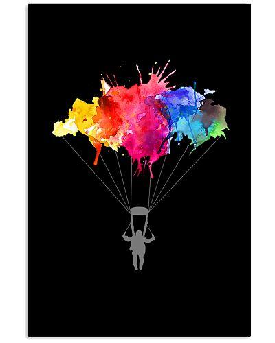 SKYDIVING Parachuting
