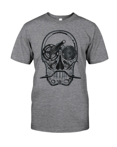 MOUNTAIN BIKING Skull