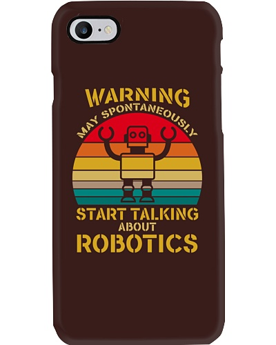 ROBOT   Warning