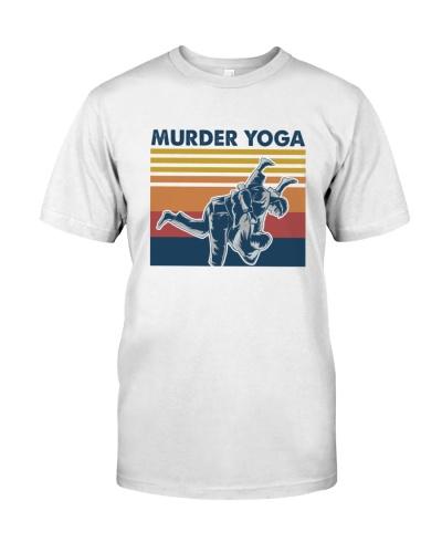 JIU JITSU Murder Yoga