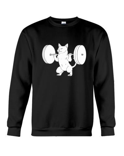 WEIGHT LIFTING Cat Squat