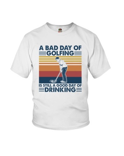 GOLF  A Bad Day Of