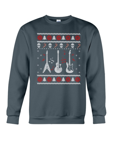 GUITAR Ugly Christmas Sweater