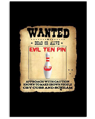 BOWLING   Evil Ten Pin