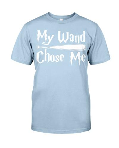 SOFTBALL My Wand Chose Me