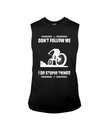 MOUNTAIN BIKING Don't Follow Me