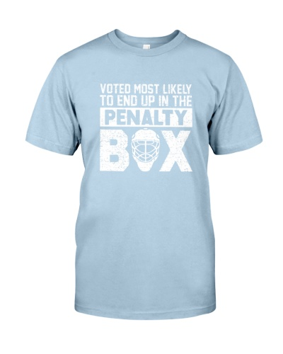 HOCKEY   Voted Most Likely