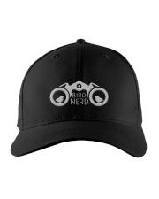 BIRD WATCHING Bird Nerd Embro Hat Embroidered Hat front