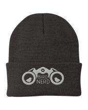 BIRD WATCHING Bird Nerd Embro Hat Knit Beanie thumbnail