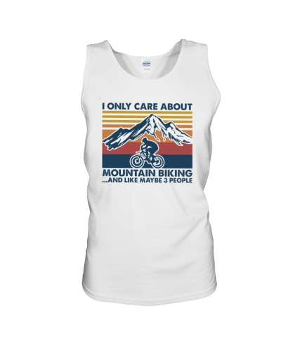 MOUNTAIN BIKING   I Only Care About