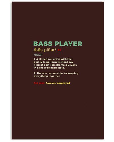 BASS GUITAR   Bass Player