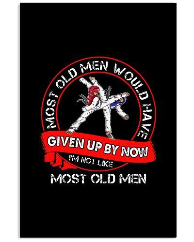 TAEKWONDO    Most Old Men