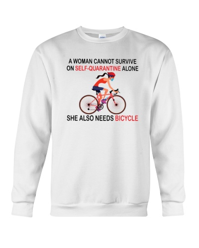 BICYCLE   A Woman Cannot