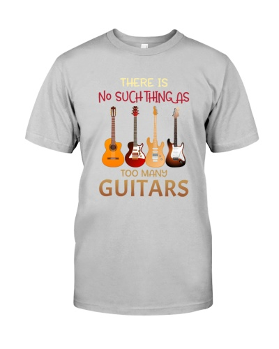 GUITAR   There Is No Such Thing As