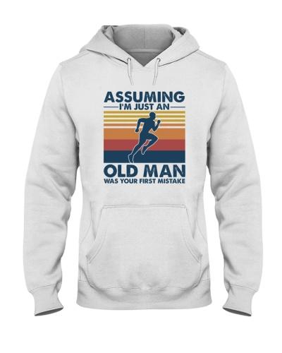 RUNNING   Assuming I'm Just An