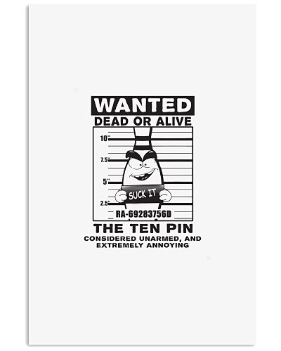 BOWLING   Wanted Dead Or Alive