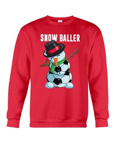 SOCCER Snow Baller Dabbing