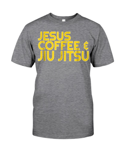 JIU JITSU Jesus Coffee Jiu Jitsu