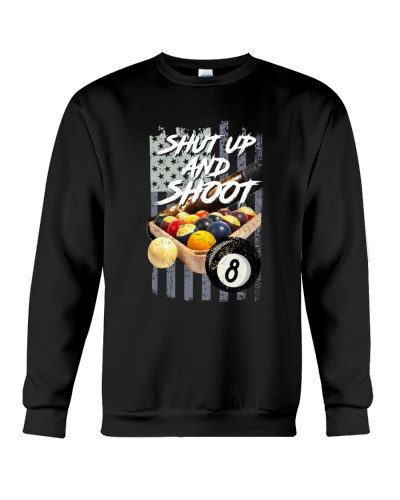 BILLIARD Shut Up and Shoot
