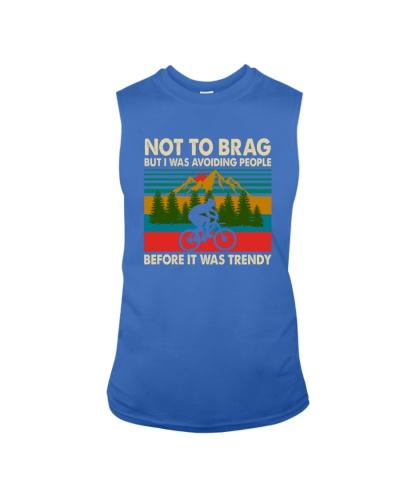 MOUNTAIN BIKING   Not To Brag
