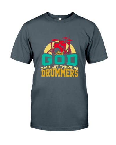 DRUMS    And God