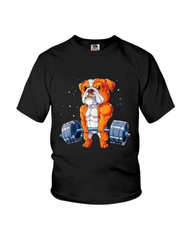 WEIGHT LIFTING Bulldog