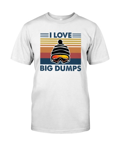 SNOWBOARDING   I Love Big Dumps