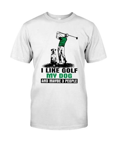 GOLF   I Like Golf