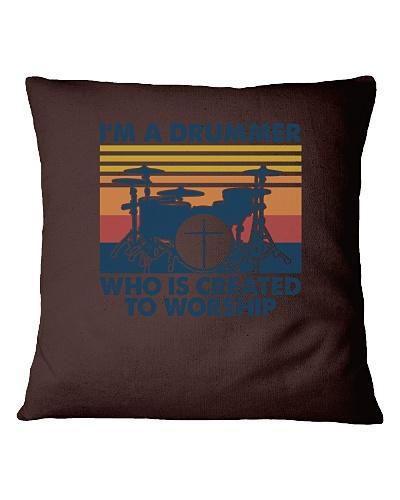 DRUMS   I'm A Drummer