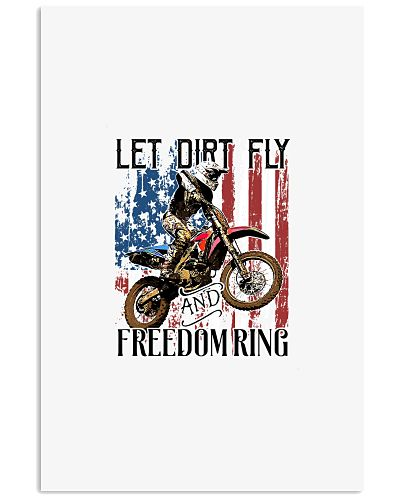 MOTOCROSSE Let Dirt Fly
