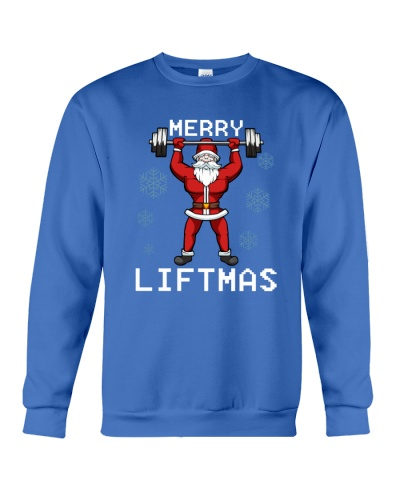 WEIGHT LIFTING Merry Liftmas