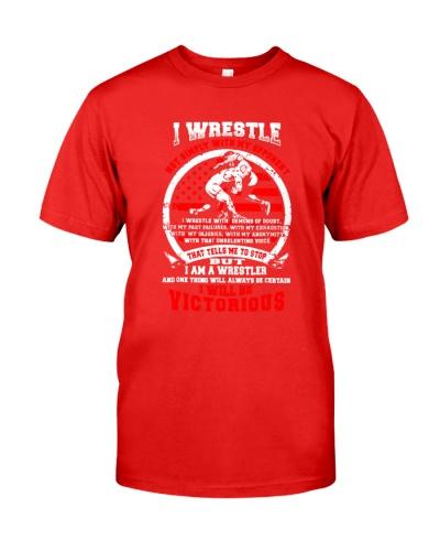 WRESTLING    I Wrestle