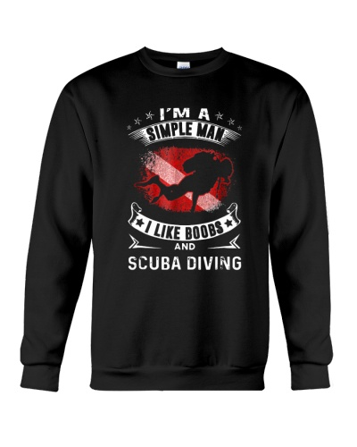 SCUBA DIVING I'm A Simple Man