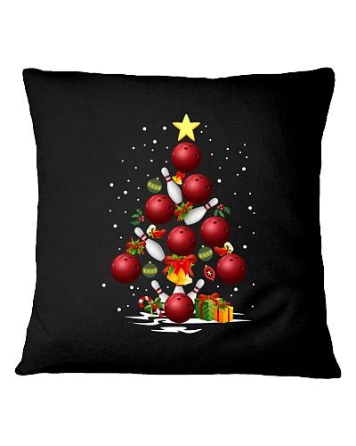 BOWLING   Bowling Christmas Tree