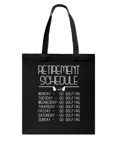 GOLF   Retirement Schedule