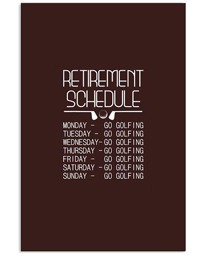 GOLF   Retirement Schedule