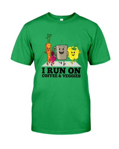 VEGAN   I Run On