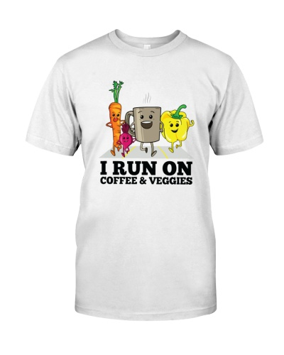 VEGAN   I Run On