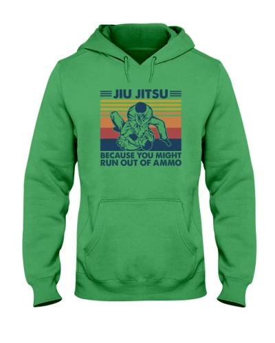 JIU JITSU   Because You Might