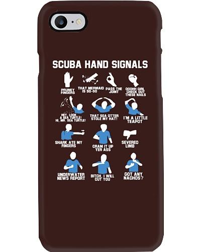 SCUBA DIVING   Scuba Hand Signals