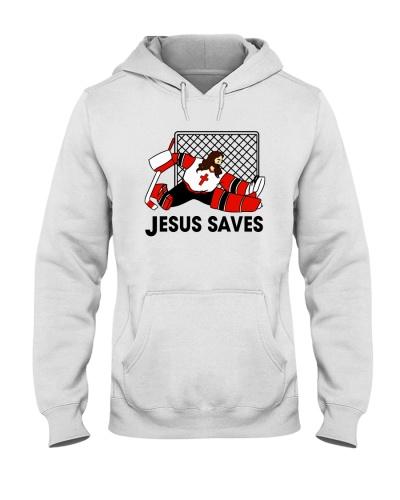 HOCKEY Jesus Saves
