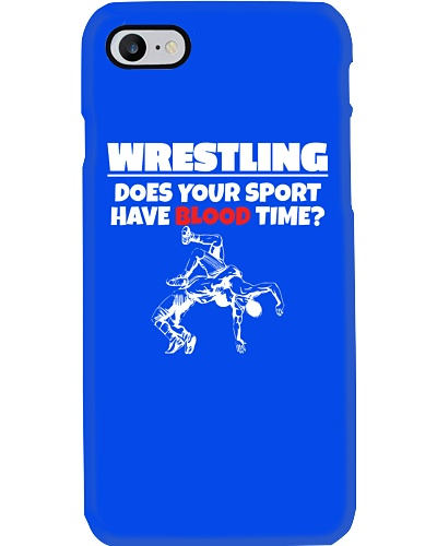 WRESTLING   Does Your Sport