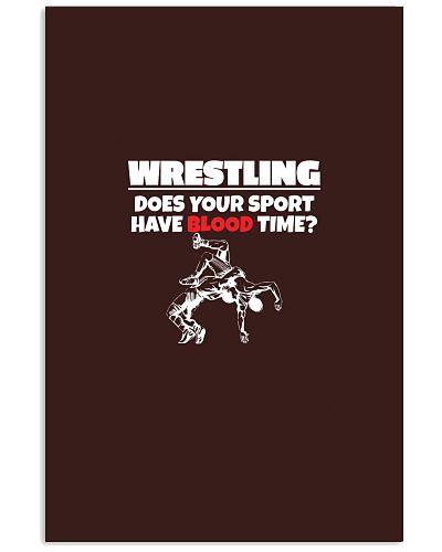 WRESTLING   Does Your Sport